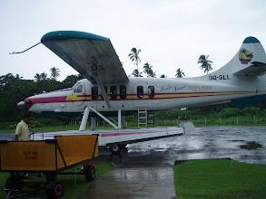 Photo: Seaplane at Savusavu Airport