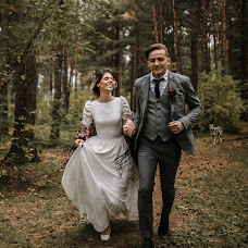 Wedding photographer Artem Kabanec (artemkabanets). Photo of 17.09.2018