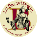 Logo for 217 Brew Works