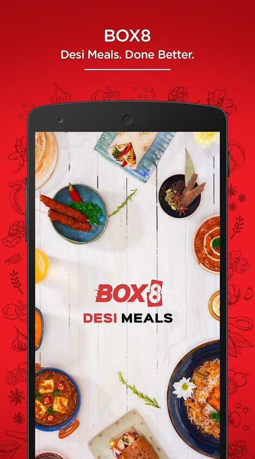 BOX8- Food Delivery | Order Online- screenshot