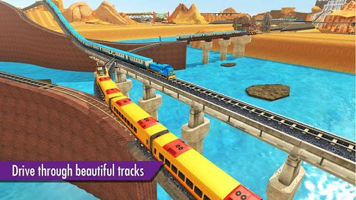 Train Simulator 2020: free train games apkpoly screenshots 17