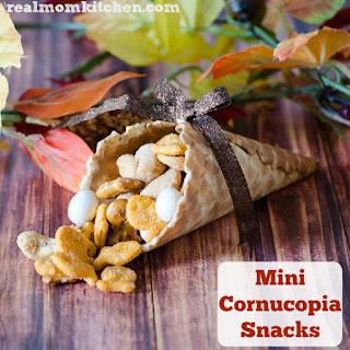 Mini Cornucopia Snacks Recipe