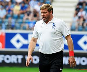 """Hein Vanhaezebrouck après la défaite contre Charleroi: """"Certainement pas un hold-up"""""""