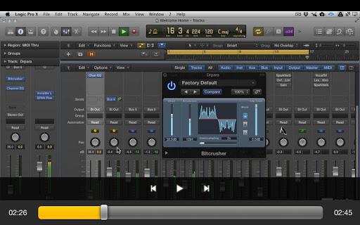 玩音樂App|Course For Supercharged Logic免費|APP試玩