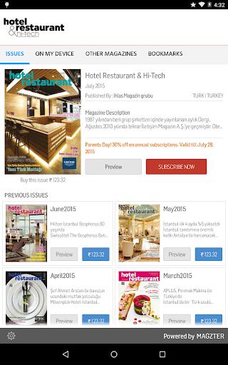 Hotel Restaurant Hi-Tech
