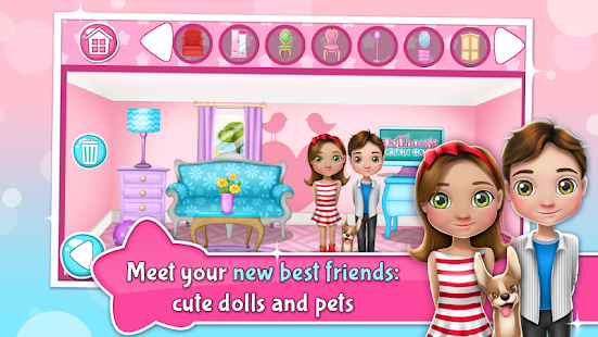Dollhouse Design Games Screenshot Thumbnail Dollhouse Design Games Screenshot Thumbnail