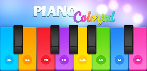 Let your kid make colorful Instrument (Piano, Drum, Guitar) on your phone .