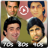 Hindi Video Songs : Best of 70s 80s 90s