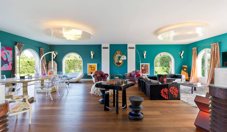 Villa avec jardin et terrasse Ahetze