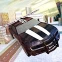 Police Flying Car Simulator icon