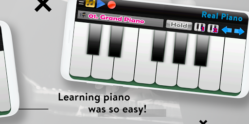 Real Piano - The Best Piano Simulator Apk 2