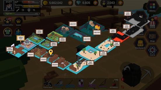 Pocket World: Island of Adventure - náhled