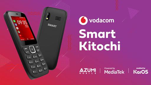 The KaiOS Smart Kitochi.