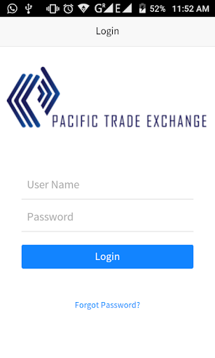 Pacific Trade Exchange