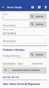 Controle de vendas, estoque, caixa, PDV. - náhled