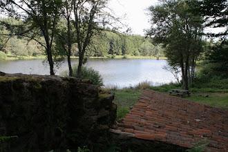 Photo: J26 : Plan d'eau de Leignecq, four à poix