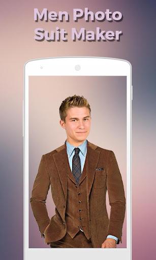 Men Suit Photo Maker 1.0 screenshots 3