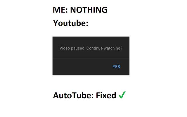 AutoTube - YouTube nonstop