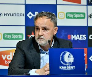Officiel : Emilio Ferrera débarque à La Gantoise