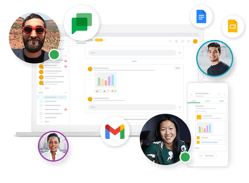 Real-time collaboration, wherever you are in your startup journey