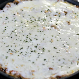 Lazy Man's Skillet Lasagna