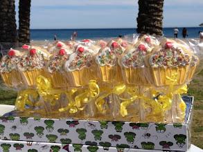 Photo: Galletas de cumpleaños de Dani / http://misdulcesmiradas.blogspot.com.es/2012/04/galletas-de-cumpleanos-de-dani.html/ Vanessa/ Torremolinos/ IPHONE 4S