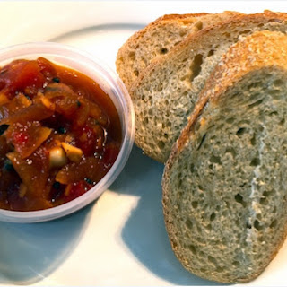 Tomato And Mustard Seed Relish