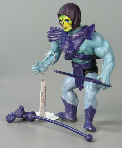 Action figure:Masters of the Universe Action Figure: Skeletor