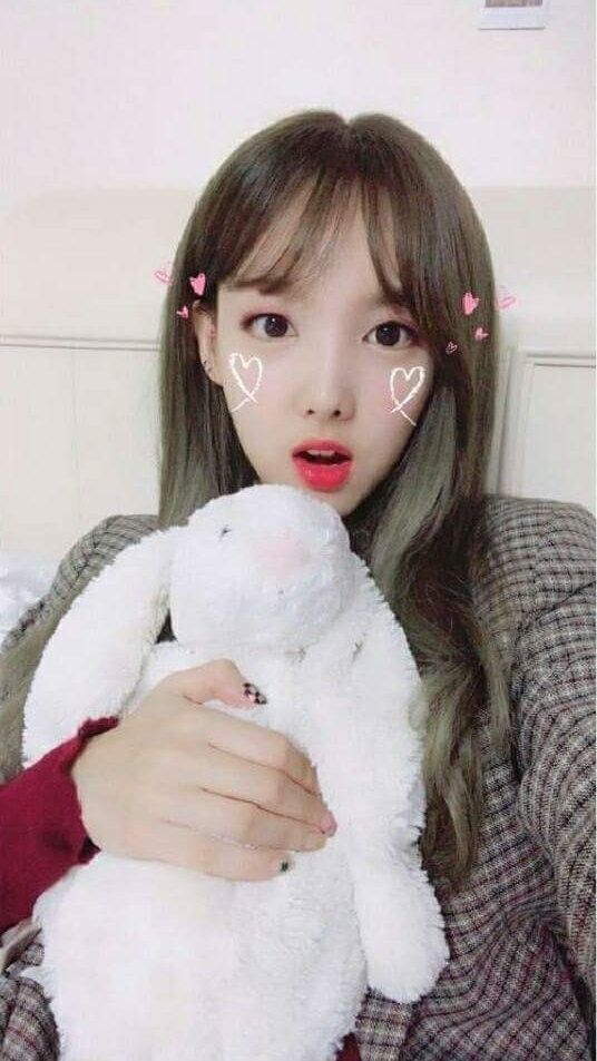 nayeon-bunny