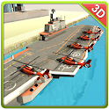 Helicopter Transporter Ship icon