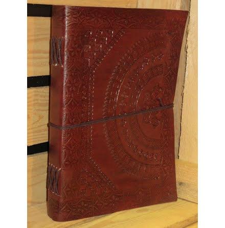 1.1 Leather Biggest - Mandala