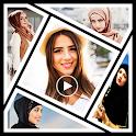 دمج الصور والاغانى وصنع فيديو بدون أنترنت icon
