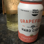 Ship's Wheel Grapefruit Hard Cider