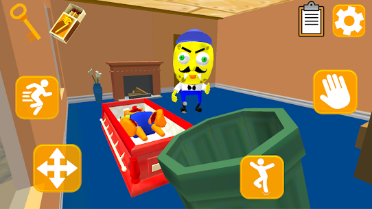 Sponge Neighbor Escape 3D App Download For Android and iPhone 2