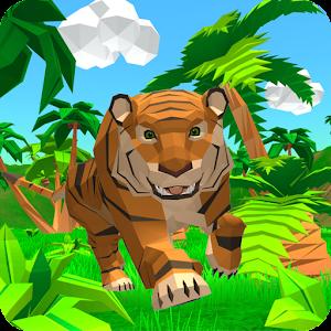 Tiger Simulator 3D Online PC (Windows / MAC)