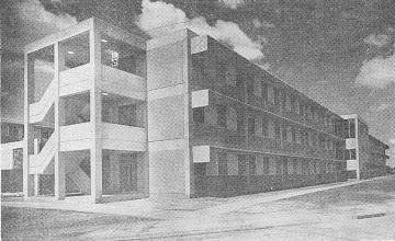 Photo: New Enlisted Barracks