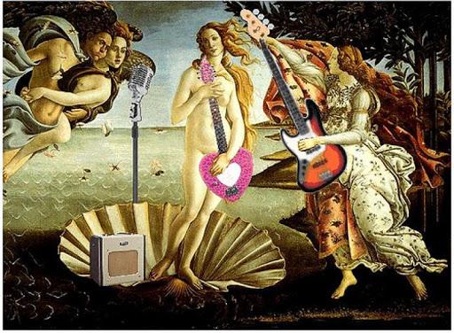 Botticelli Art Wallpapers - HD