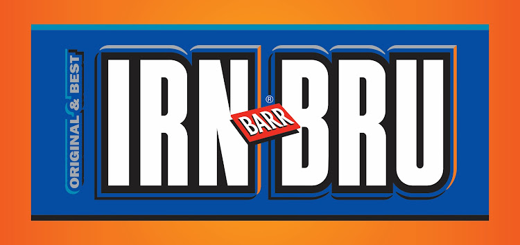 Logo for Irn-Bru