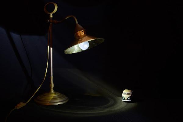 una luce nell'oscurità di Elisabetta Castellano