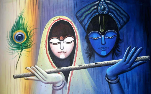 Krishna Wallpaper (4k) 1.0 screenshots 2