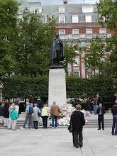 Photo: Franklin Roosevelt Park in London