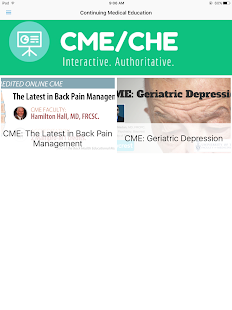 Journal Current Clinical Care- screenshot thumbnail