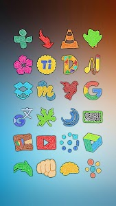 Articon - Icon Pack screenshot 0