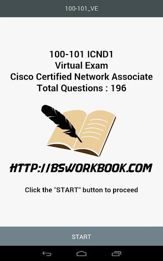 玩教育App|100-101 ICND1 Virtual Exam免費|APP試玩