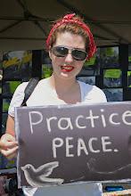 Photo: Practice Peace