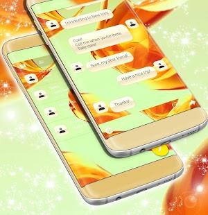 Sms Theme Hd For Samsung Galaxy J7 - náhled