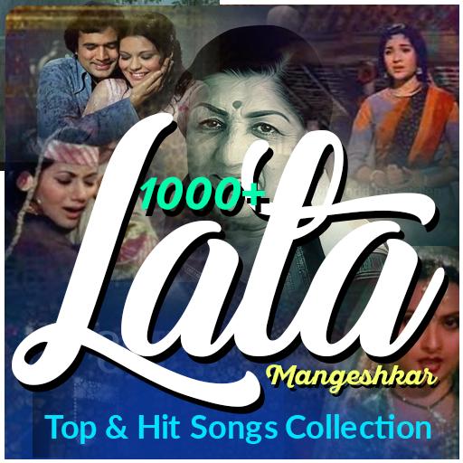 Lata Mangeshkar Hit Songs - Lata Mangeshkar Songs - Aplikasi