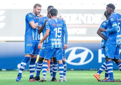 """Enkele spelers moeten het ontgelden bij Gent: """"Ze pakken weinig ballen af hé"""", """"Dat nog vragen in minuut 77"""" en """"Onbegrijpelijk wat hij staat te doen"""""""