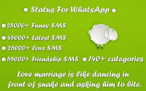 Funny Quotes - Status for whatsapp - náhled