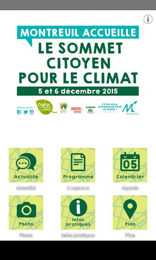 COP21 Montreuil